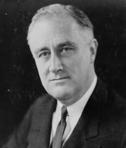 F.D.Roosevelt